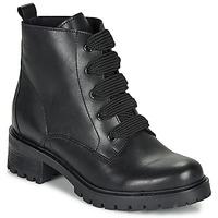 Παπούτσια Γυναίκα Μπότες André ELISE Black