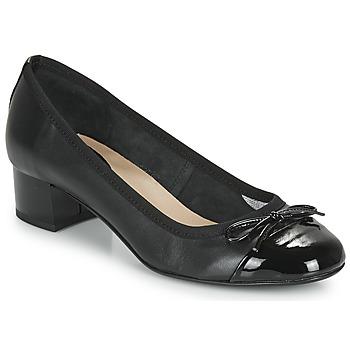 Παπούτσια Γυναίκα Μπαλαρίνες André POEMINE Black