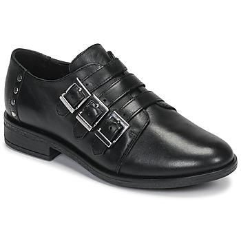 Παπούτσια Γυναίκα Derby & Richelieu André NOUMA Black