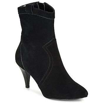 Παπούτσια Γυναίκα Μποτίνια André EIKO Black