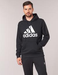 Υφασμάτινα Άνδρας Φούτερ adidas Performance MH BOS PO FT Black