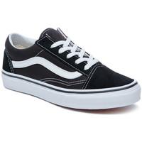 Παπούτσια Παιδί Skate Παπούτσια Vans Old skool Μαύρο