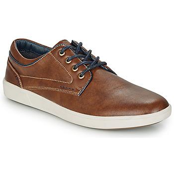 Παπούτσια Άνδρας Derby André CHAINE Camel