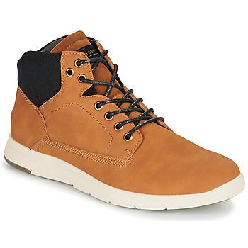 Παπούτσια Άνδρας Ψηλά Sneakers André AVONDALE Brown