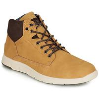 Παπούτσια Άνδρας Ψηλά Sneakers André AVONDALE Camel