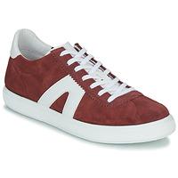 Παπούτσια Άνδρας Χαμηλά Sneakers André GILOT Bordeaux