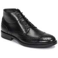 Παπούτσια Άνδρας Μπότες André LORMAND Black