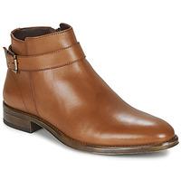 Παπούτσια Άνδρας Μπότες André NORDY Cognac