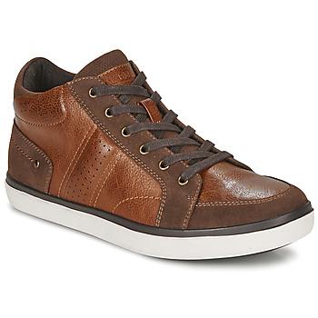 Παπούτσια Άνδρας Ψηλά Sneakers André MOMBASSA Brown
