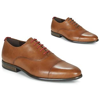 Παπούτσια Άνδρας Richelieu André WILEXA Cognac