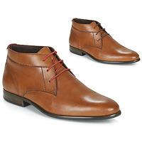 Παπούτσια Άνδρας Μπότες André NEZIA Cognac