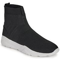Παπούτσια Άνδρας Ψηλά Sneakers André LUNAIRE Black