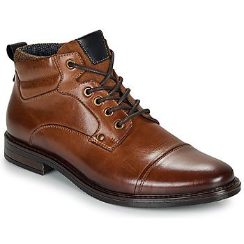 Παπούτσια Άνδρας Μπότες André VABON Brown