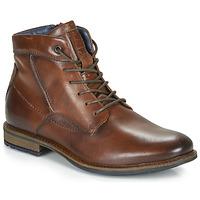 Παπούτσια Άνδρας Μπότες André CHIROS Brown