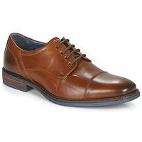Παπούτσια Άνδρας Derby André BYRON Cognac