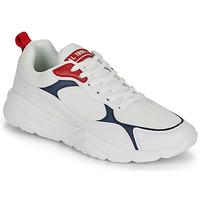 Παπούτσια Άνδρας Χαμηλά Sneakers André MARATHON Άσπρο