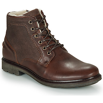 Παπούτσια Άνδρας Μπότες André TIGNES Brown