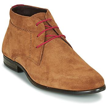 Παπούτσια Άνδρας Μπότες André VELEGANT Cognac