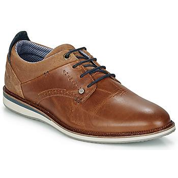 Παπούτσια Άνδρας Derby André ROADMAP Cognac
