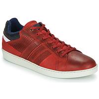 Παπούτσια Άνδρας Χαμηλά Sneakers André SNEAKSHOES Red