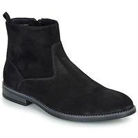 Παπούτσια Άνδρας Μπότες André LEMAN Black