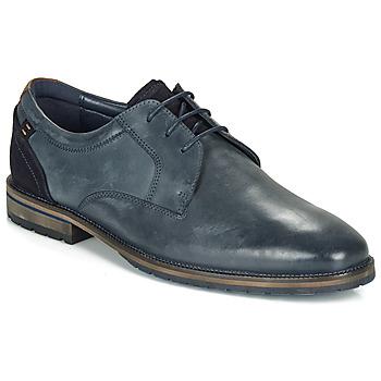 Παπούτσια Άνδρας Derby André AIX Μπλέ