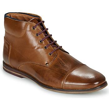 Παπούτσια Άνδρας Μπότες André SOMMET Brown