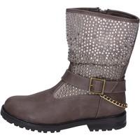 Παπούτσια Κορίτσι Μποτίνια It's For You BR467 Μπεζ