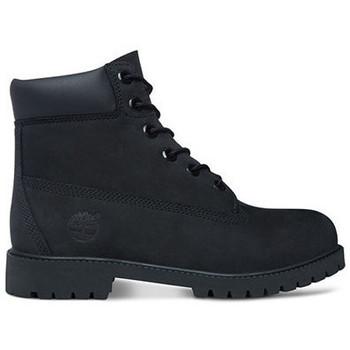 Παπούτσια Παιδί Μπότες Timberland 6in prem wp Μαύρο