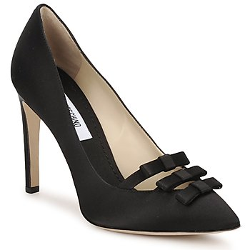 Παπούτσια Γυναίκα Γόβες Moschino MA1012 Nero