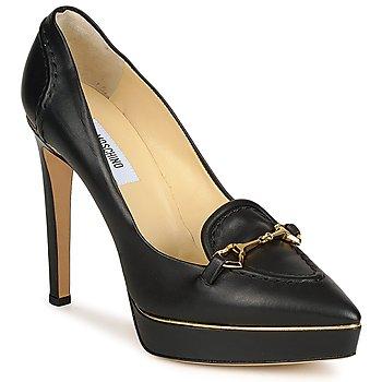 Παπούτσια Γυναίκα Γόβες Moschino MA1003 Nero