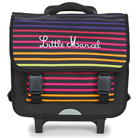 Τσάντες Παιδί Σάκα Little Marcel CALICEO Black / Multicolour
