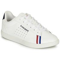 Παπούτσια Αγόρι Χαμηλά Sneakers Le Coq Sportif COURTSTAR GS SPORT BBR Άσπρο