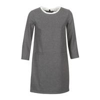 Υφασμάτινα Γυναίκα Κοντά Φορέματα Betty London LABAMA Grey