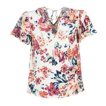 Υφασμάτινα Γυναίκα Μπλούζες Casual Attitude LAURIANA Άσπρο / Multicolore