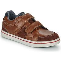 Παπούτσια Αγόρι Χαμηλά Sneakers André THEOPHILE Brown