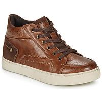 Παπούτσια Αγόρι Ψηλά Sneakers André FABOU Brown