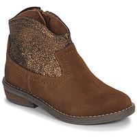 Παπούτσια Κορίτσι Μπότες André DOLLY Camel