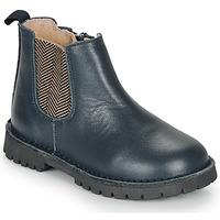 Παπούτσια Αγόρι Μπότες André XAVIER Marine