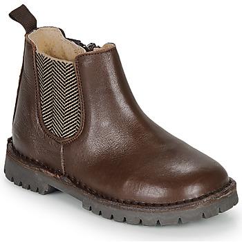 Παπούτσια Αγόρι Μπότες André XAVIER Brown
