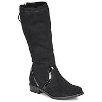 Παπούτσια Κορίτσι Μπότες για την πόλη André ALEXINE Black