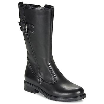 Παπούτσια Κορίτσι Μπότες για την πόλη André APOLLINE Black