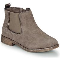 Παπούτσια Κορίτσι Μπότες André CIARA Beige