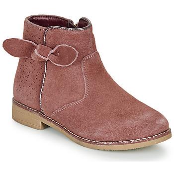 Παπούτσια Κορίτσι Μπότες André MALYA Ροζ
