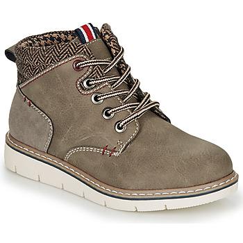 Παπούτσια Αγόρι Μπότες André GIL Kaki