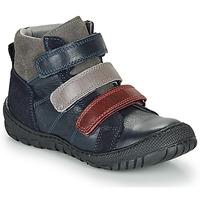 Παπούτσια Αγόρι Μπότες André NOAM Marine