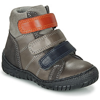 Παπούτσια Αγόρι Μπότες André NOAM Grey