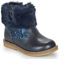 Παπούτσια Κορίτσι Μπότες André ADELA Marine