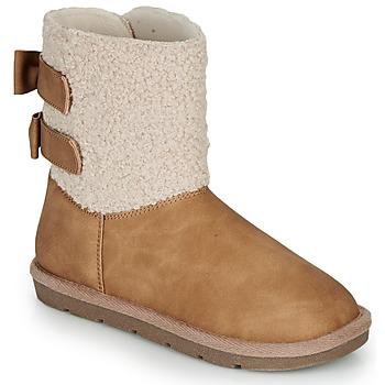 Παπούτσια Κορίτσι Μπότες André ZAPALA Beige
