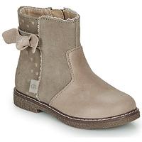 Παπούτσια Κορίτσι Μπότες André MYA Beige